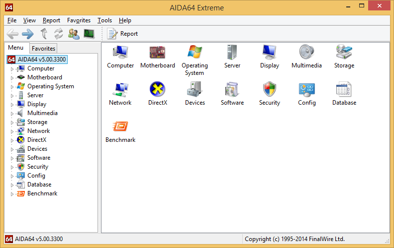 AIDA64 v5.00 All Edition