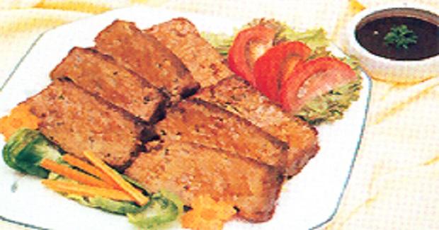 Easy Glazed Meatloaf  Recipe