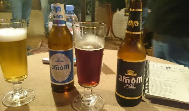 Georgien - Bier und Gesellschaft