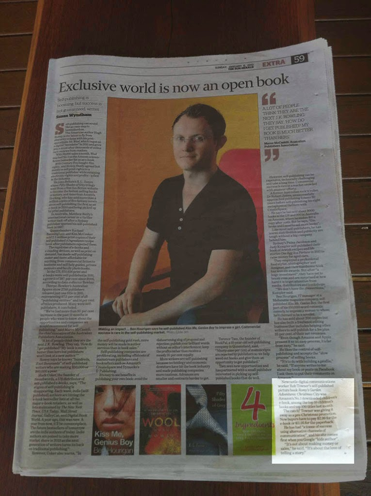 author in sydney morning herald article
