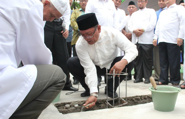 Islamic Centre Jadikan Medan Sebagai Kota Religius