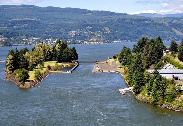 Cascade Locks Hood River County