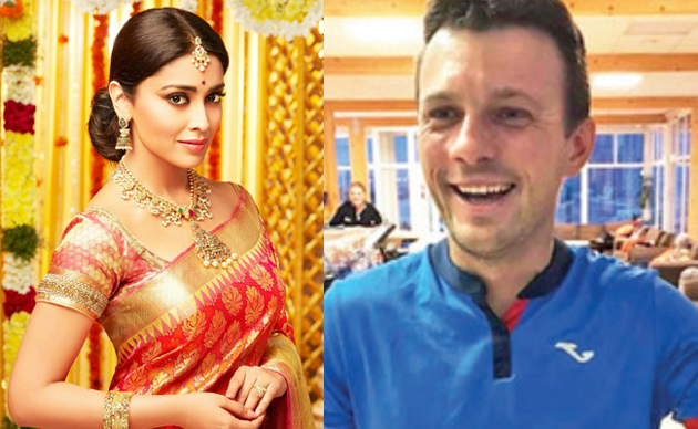 Shriya saran marriage with her Russian boyfriend Andrei