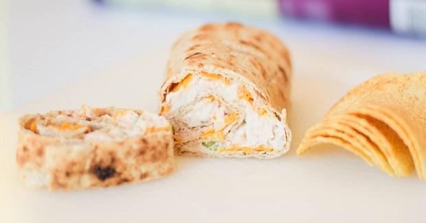 Crunchy Tuna Roll Bites Recipe