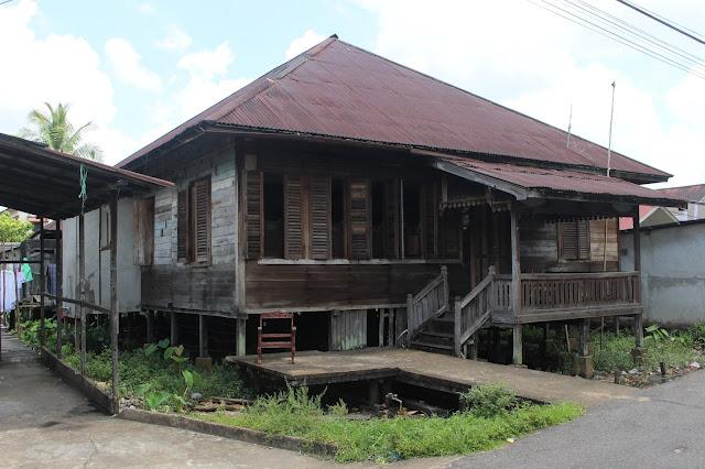 Rumah Tua di Kampung Arab yang terawat