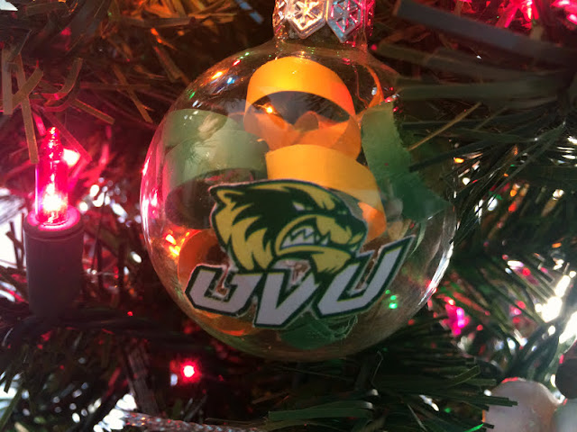 UVU Christmas Ornament
