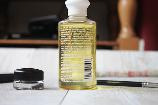 Una Brennan Cleansing Oil