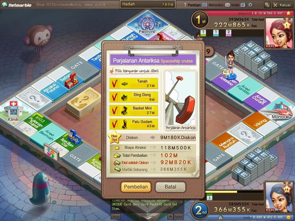 Download Game Online yang Ringan untuk Notebook/Komputer Spek Rendah