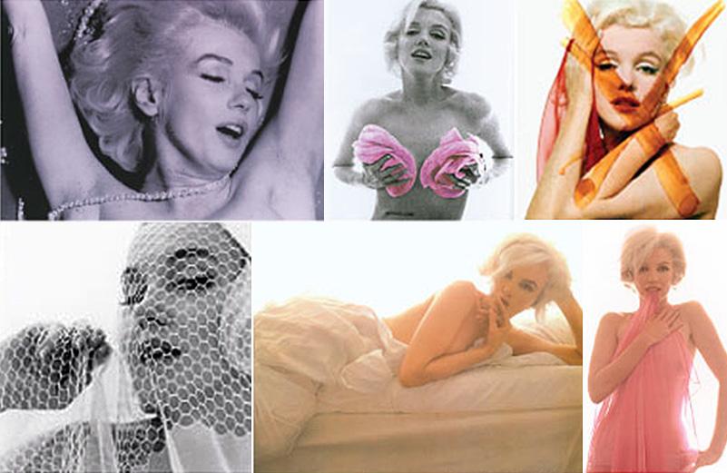 bert stern photos of marilyn monroe