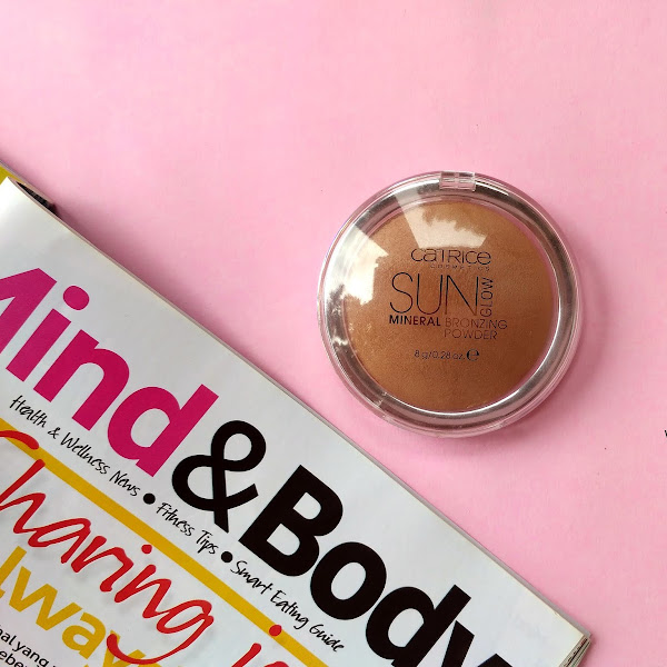 Review Catrice Sun Glow Mineral Bronzing Powder - 010 Golden Light