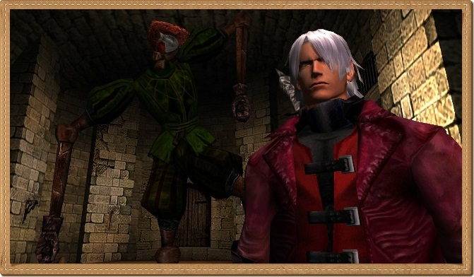Devil May Cry 1 PC Games Gameplay