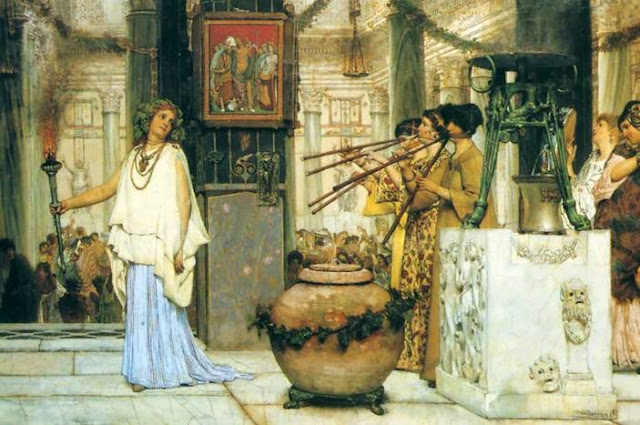 Αγράνια ή Αγριάνια: Γιορτή προς τιμή του Διονύσου στο Άργος
