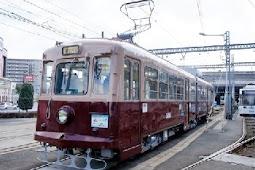 市電5014号車復活
