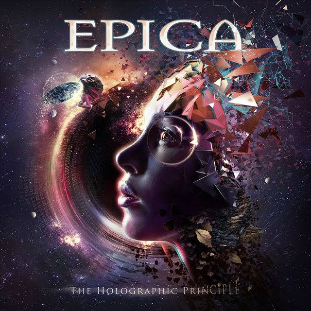 Detail from Epica New Album, The Holographic Principle, Detail from Epica New Album The Holographic Principle
