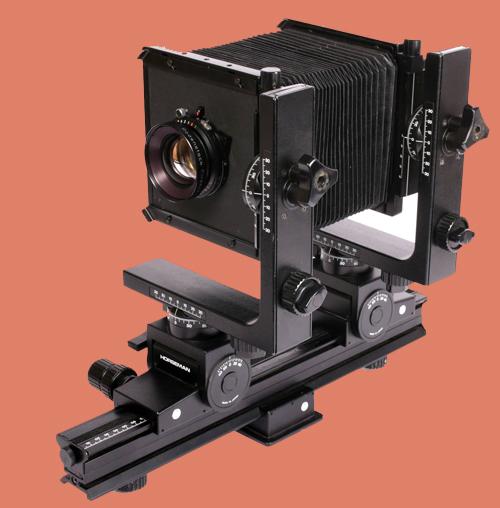 Büyük Format Fotoğraf Makinesi