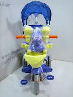 1 Sepeda Roda Tiga ROYAL RY9088C KUDA New Canopy