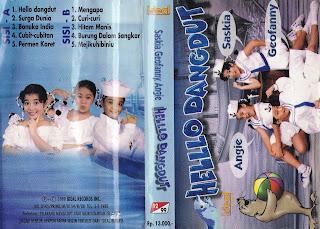 saskia geofanny album hello dangdut www.sampulkasetanak.blogspot.co.id