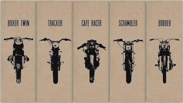 Những điểm khác nhau giữa độ Cafe Racer và độ Tracker