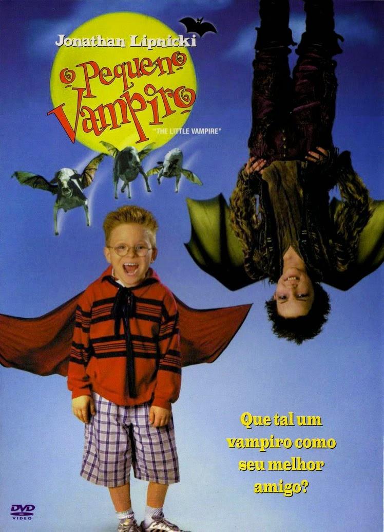 O Pequeno Vampiro – Dublado (2000)