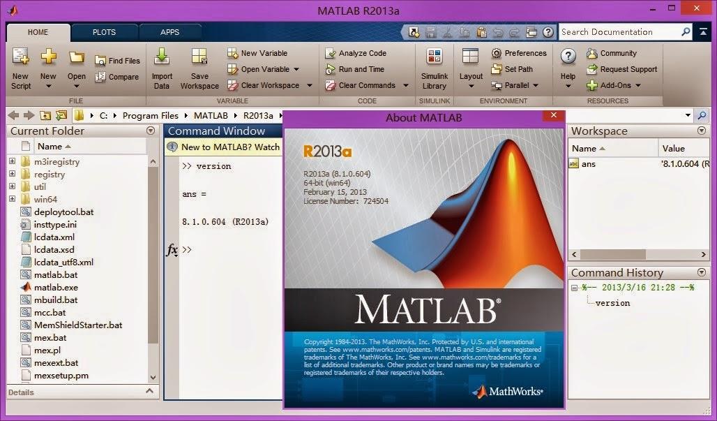 File installation key matlab 2014a crack | Matlab Crack