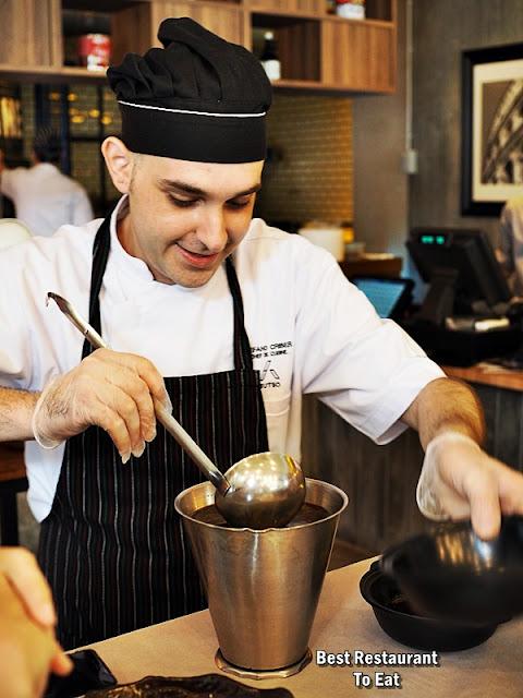 PASSIONE RISTORANTE ITALIANO Chef Stefano Criber