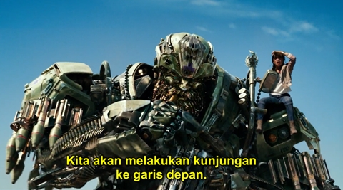 Screenshots Film Transformers: The Last Knight (2017) BluRay 480p Subtitle Indonesia MP4 Openload IndoShares Uptobox