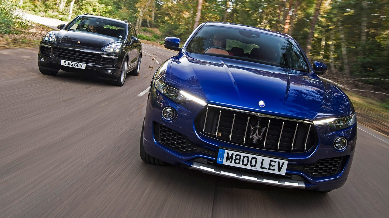 Maserati Levante Release Date and Review Exterior Interior