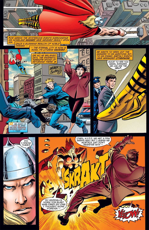 Thor (1998) Issue #9 #10 - English 3