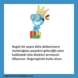 Doğum Günü Resimli Mesajları Sözleri