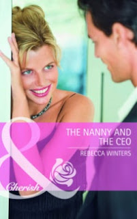 La niñera y el ejecutivo – Rebecca Winters