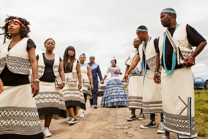 Bandise%26Zintle Wedding traditional Xhosa 139 - Traditional Wedding Xhosa
