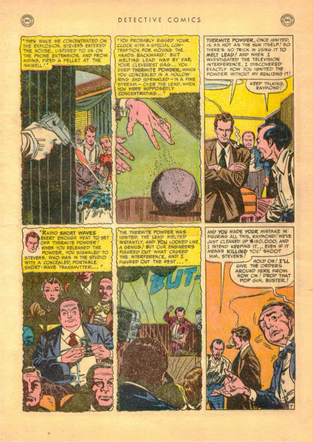 Read online Detective Comics (1937) comic -  Issue #161 - 23