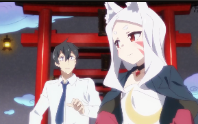 Sewayaki Kitsune no Senko-san – Episódio 7