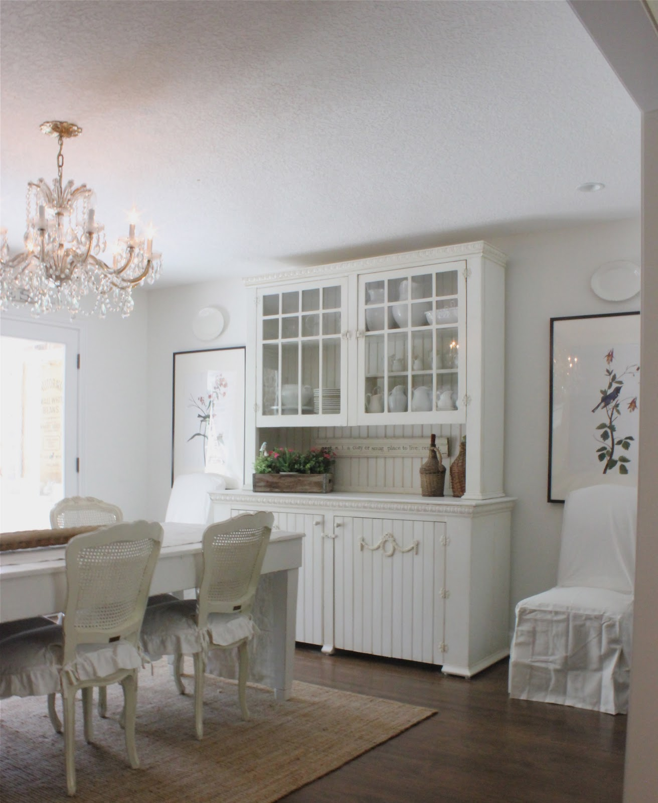 French Dining Room: French Dining Room.....{a Client Project}.