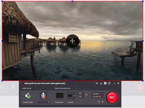 Aiseesoft Screen Recorder 1.0.12 Crack