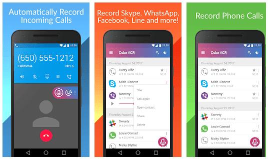 كيفية تسجيل المكالمات الصوتية WhatsApp