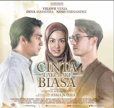 Galeri Film Indonesia Cinta Laki-laki Biasa