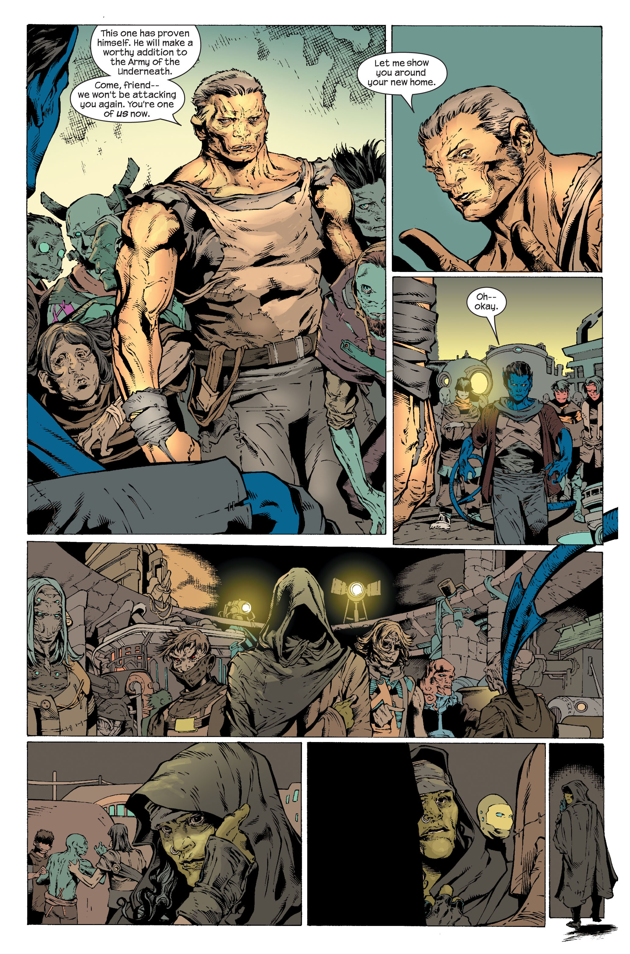 Read online Ultimate X-Men comic -  Issue #82 - 7