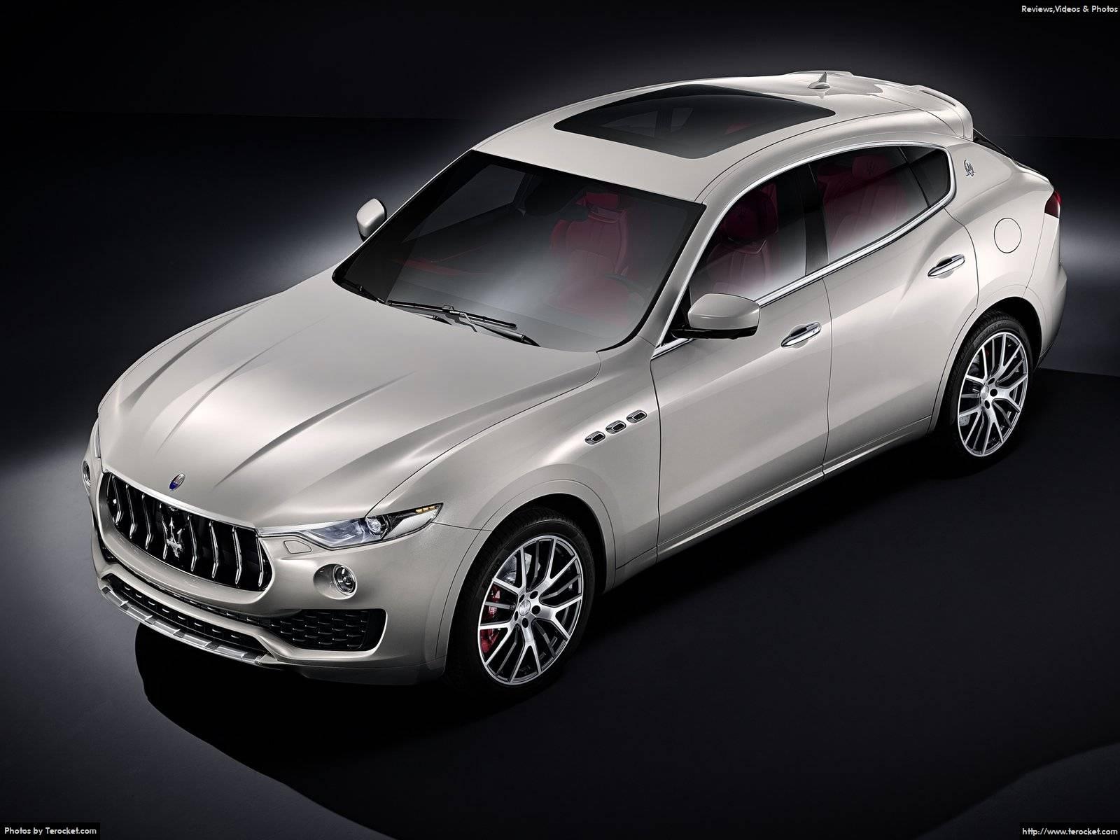 Hình ảnh xe ô tô Maserati Levante 2017 & nội ngoại thất