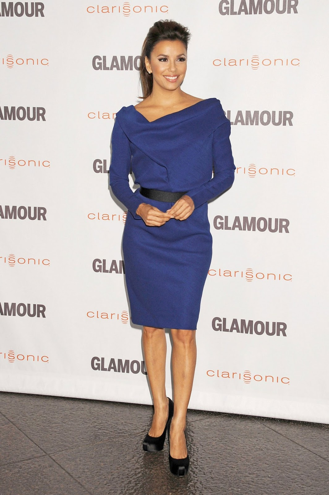 HQ Photos of Eva Longoria at Glamour Reel Moments