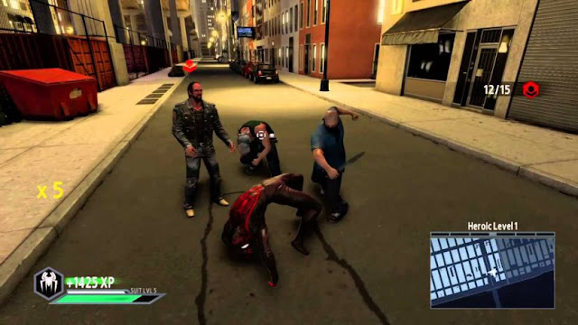 Spider man Full Version PC Game Free Download