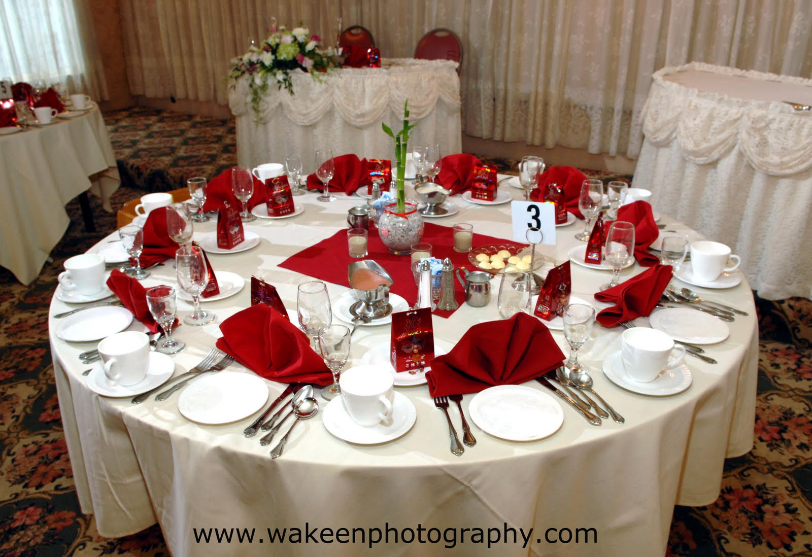 Table Setting For Weddings | Apartment Design Ideas