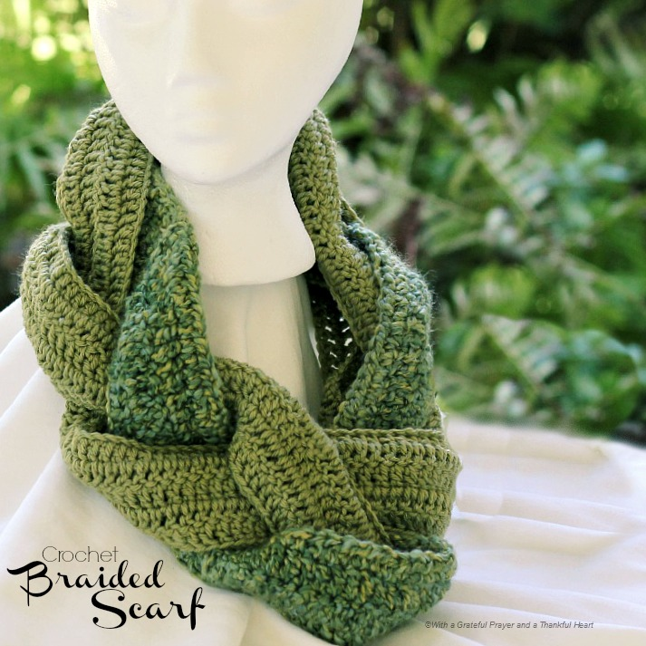 With a Grateful Prayer and a Thankful Heart: Crochet ...
