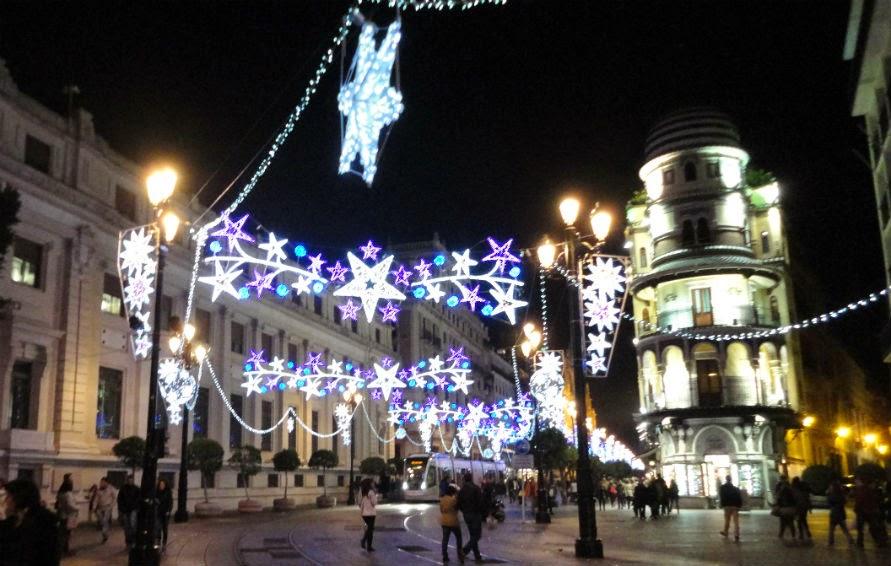 Sevilla centro: avenida de la Constitucion