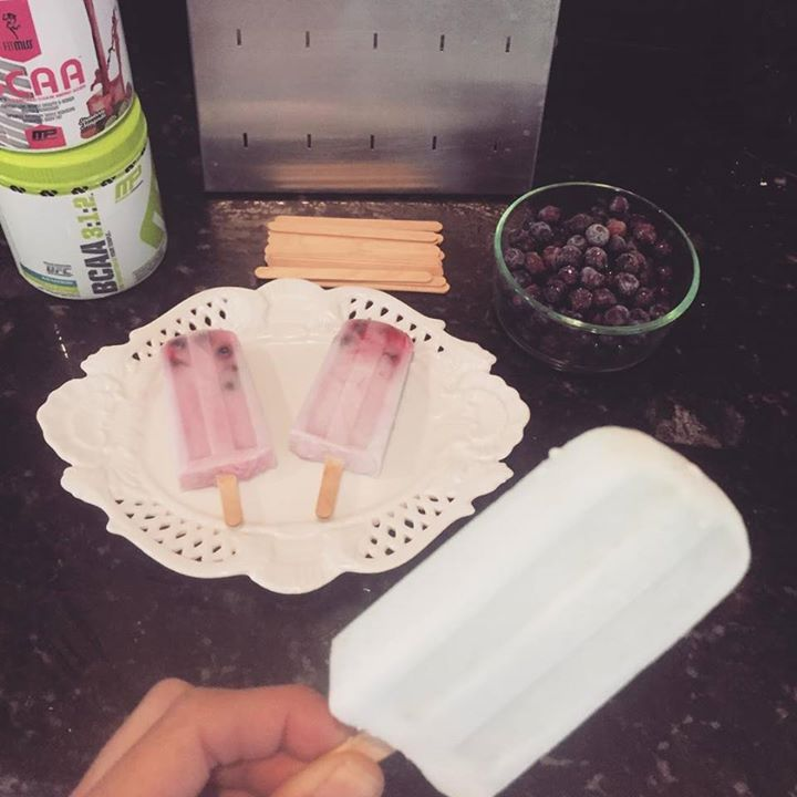 BCAA Popsicles