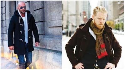 Jaket Duffle Coat original