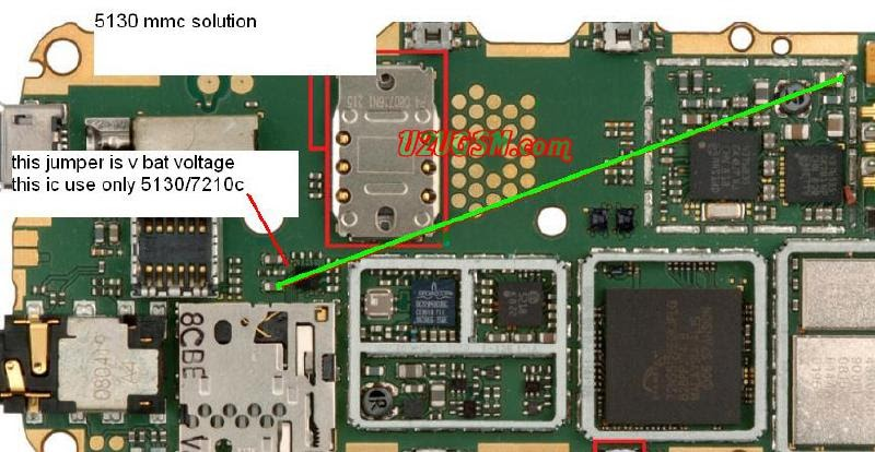 Qmobile E440 Flash File - scherm voor LG E440 Optimus L4-II