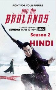 Into The Badlands Season 2 Complete Hindi