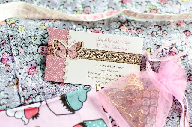 Fairy Princess Boutique Fledermausring