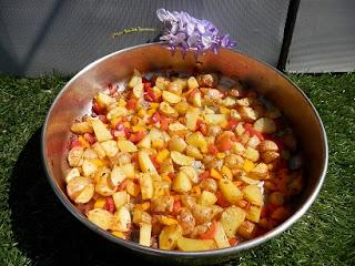 Recette de pommes de terre